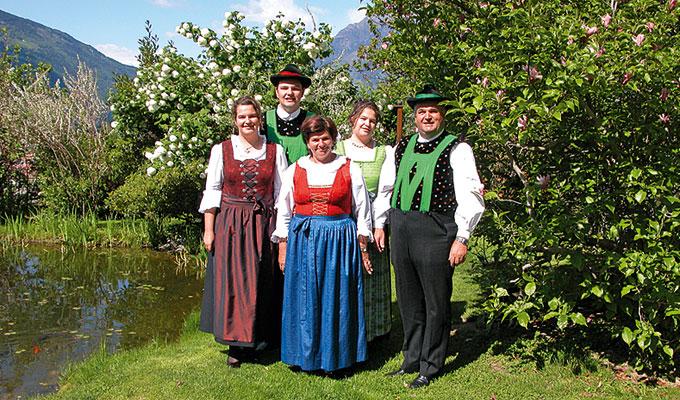 Familie Pichler Hotel Schenna