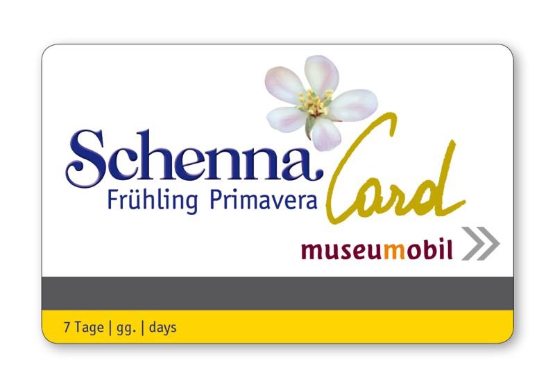FrühlingsCard Schenna