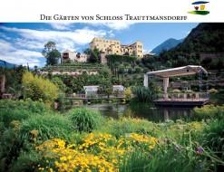 Die Gärten von Schloss Trautmansdorff