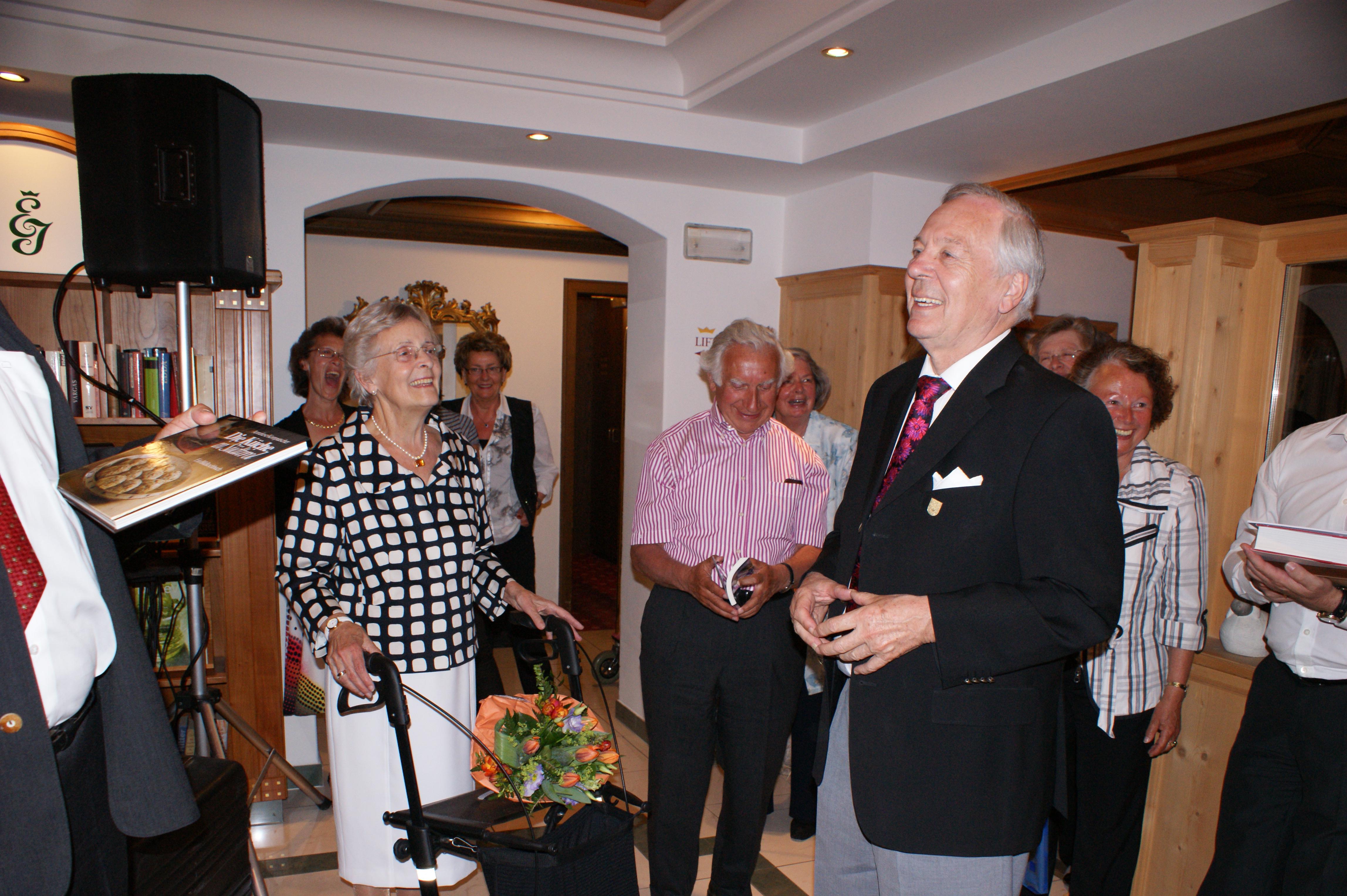 Fam. Kulla: 30 Jahre Gast im Erzherzog Johann