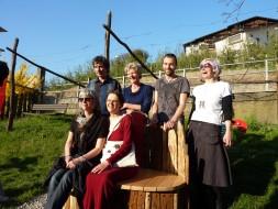 Die mitwerkenden Künstler der ArtBank 2011