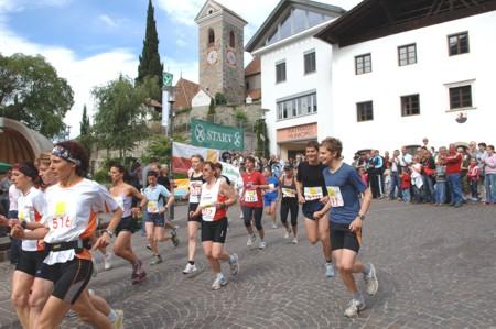 VI. Internationaler Berglauf Meran 2000