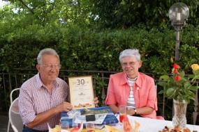 Fam. Weiser: 30 Jahre zu Gast im Erzherzog Johann