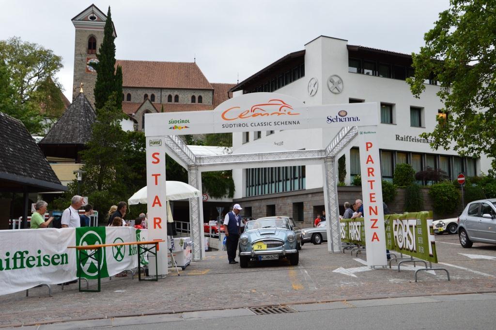 Südtirol Classic: Start zu den Zeitprüfungen