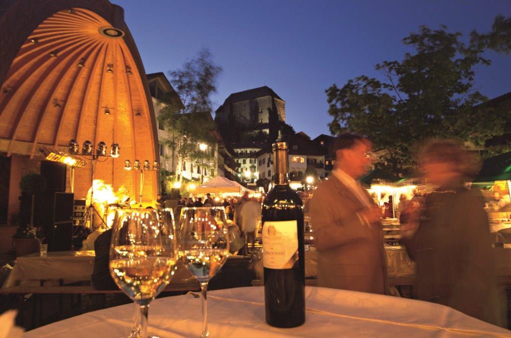 Sommerabende in Schenna - Live Musik jeden Mittwoch im Zentrum von Schenna