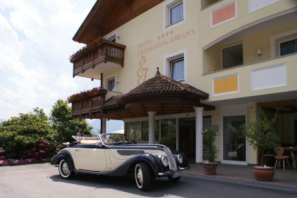 Südtirol Classic - Oldtimer zum anfassen