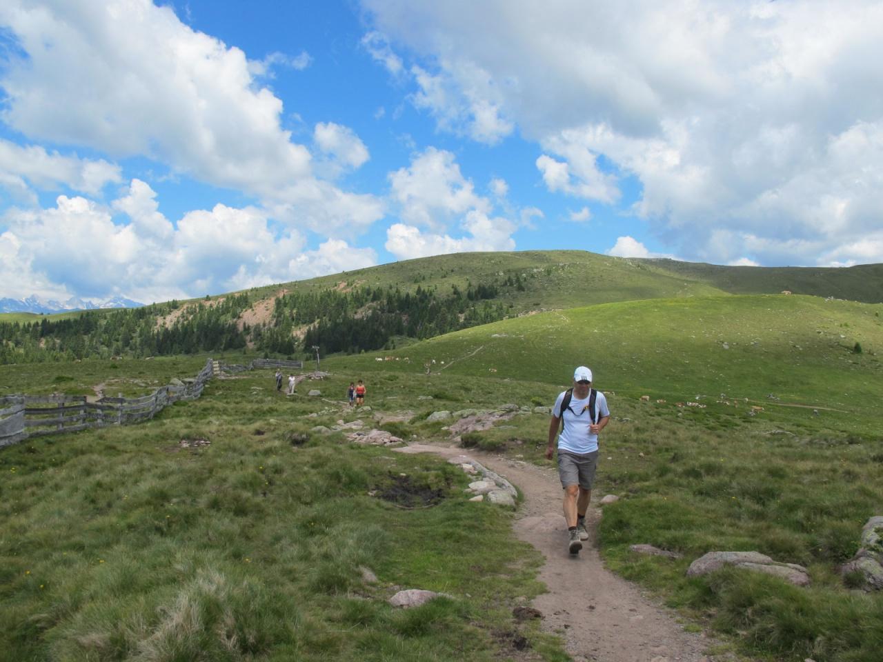 Wanderhotel: Geführte Wanderung mit Herrn Pichler zu den Stoanernen Mandeln