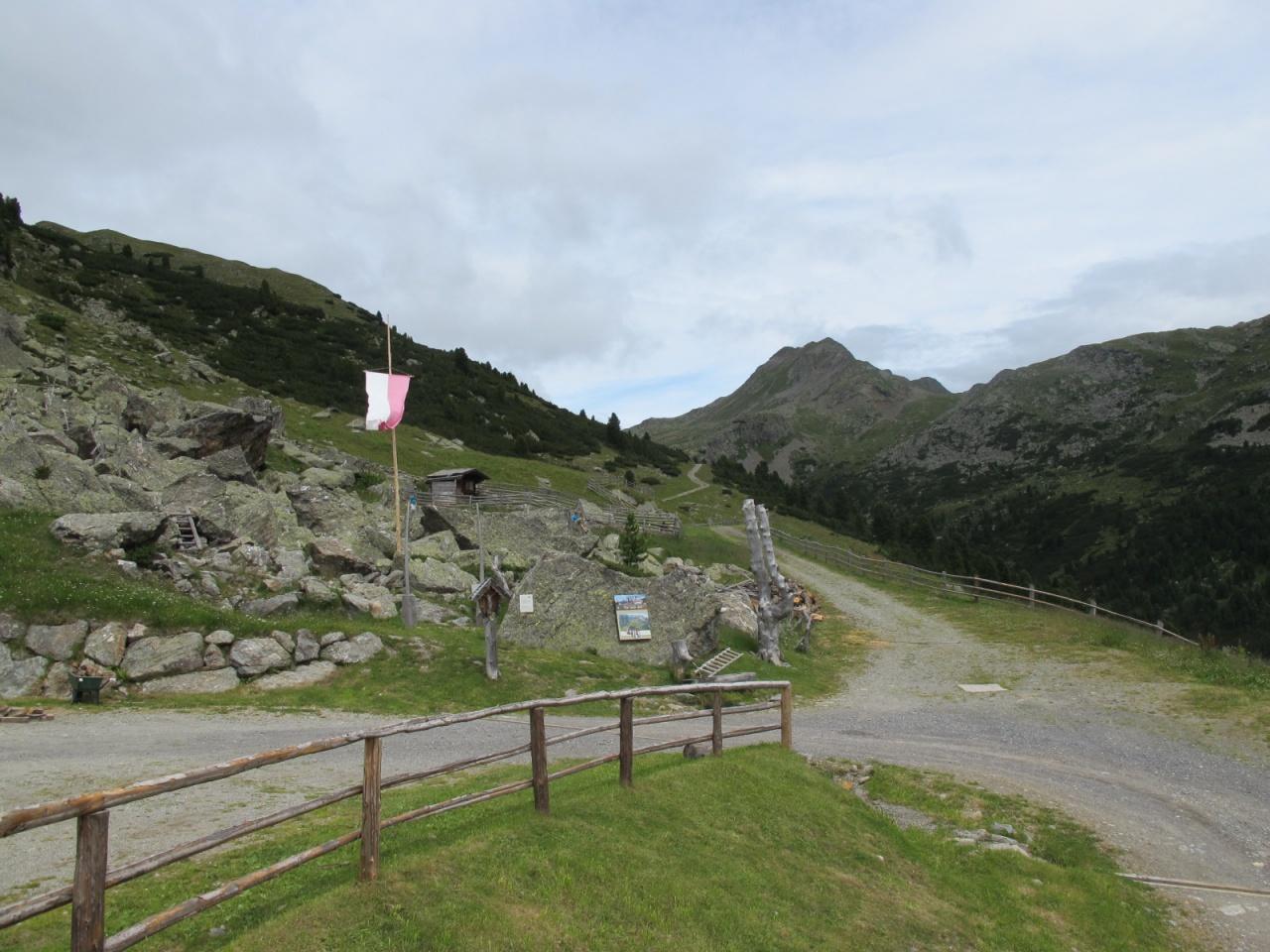 Wanderhotel: Geführte Wanderung ins Sarntal