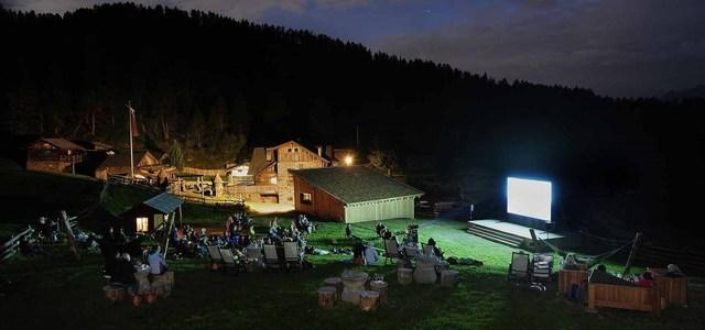 Veranstaltungen Schenna: Gompm Alm Kino
