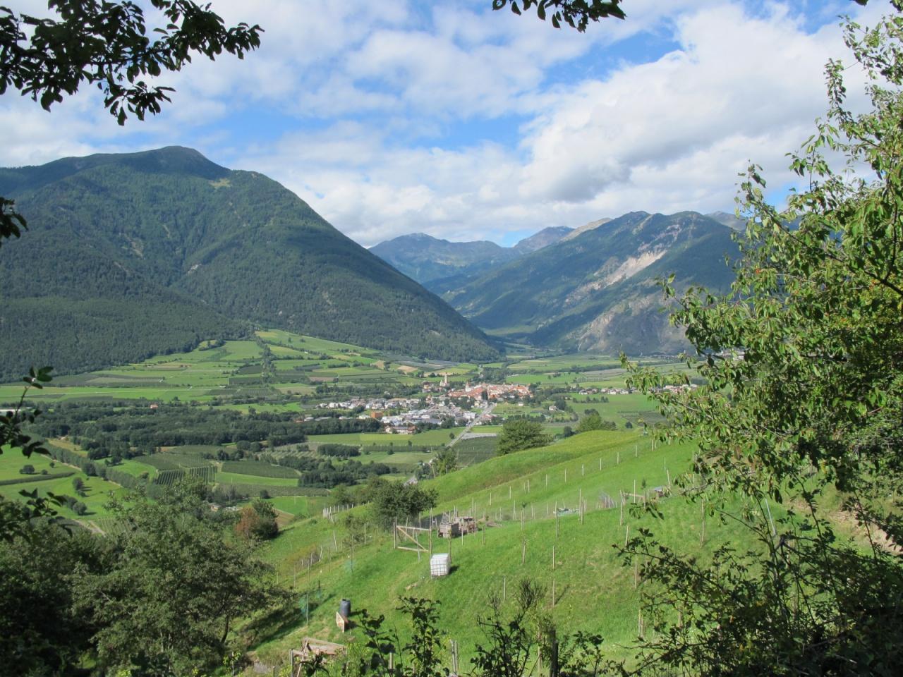 Wanderhotel: Gemeinsame Ausflüge in die Natur- und Kulturlandschaft Südtirols